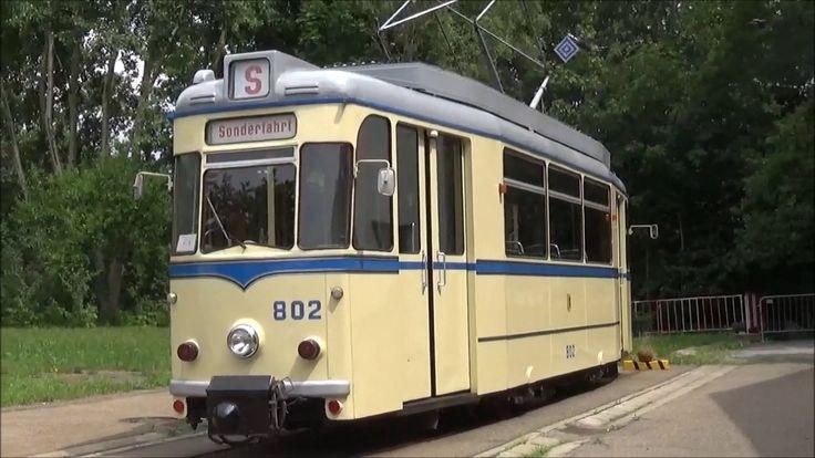 Straßenbahnen-  und Museen in Deutschland Teil 2 Chemnitz
