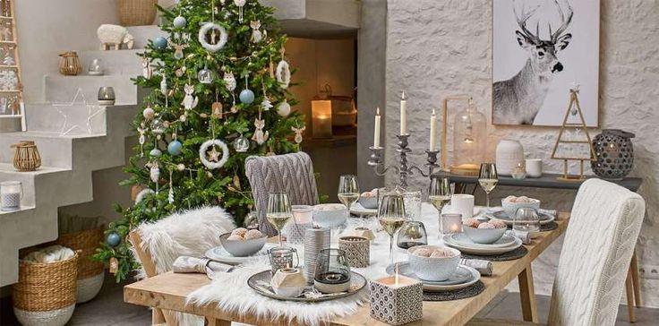 Decorazioni Natale 2016 Maisons Du Monde - Decorazioni pastello Maisons du Monde
