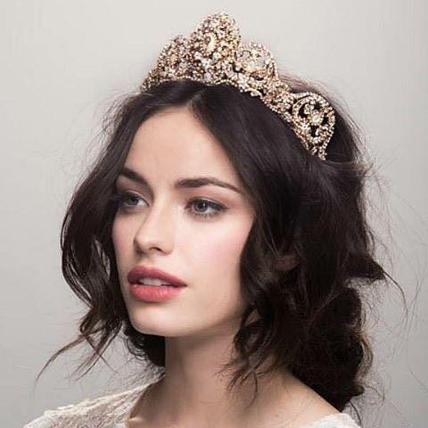 """Um pouco de """"Crownspiration"""" para começar seu fim de semana! Nós amamos este v …   – Kochen"""