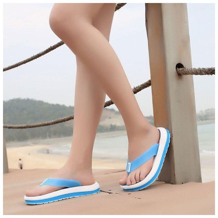 Women's Summer Non-slip Ultra Light Beach Slippers