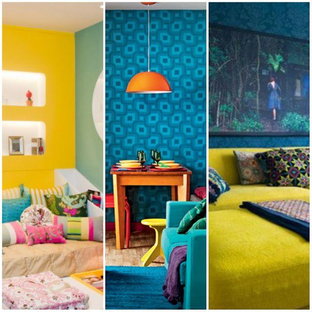 Garotas Enxaqueca: color... color everywhere