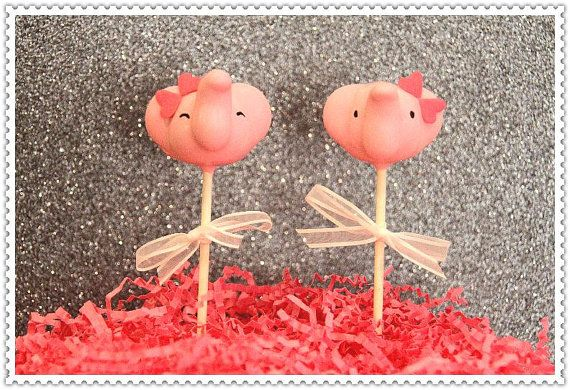 How To Decorate Cow Cake Pops