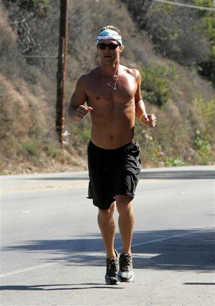 Matthew McConaughey's Best Shirtless Looks