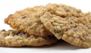 Classic Oatmeal Cookies.