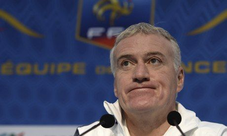 France v Ukraine: 84% of French public gives up on Didier Deschamps' team