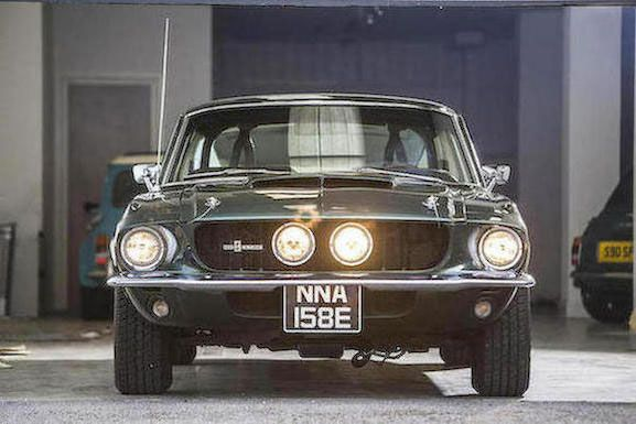1967 Ford Shelby Mustang GT500 | DudeIWantThat.com