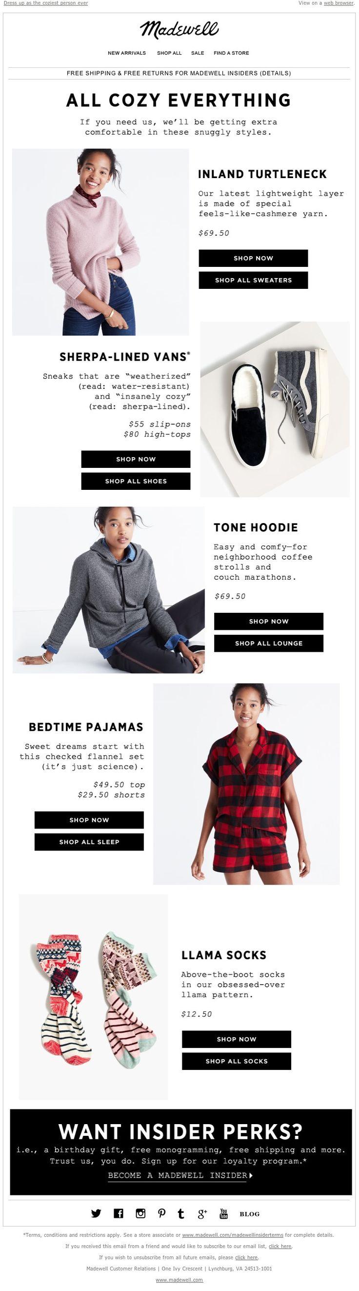 516 best eDM Design images on Pinterest   Email design, Email ...