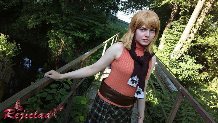 Ashley Graham Resident Evil / Biohazard 4 cosplay IV by Rejiclad.deviantart.com on @DeviantArt