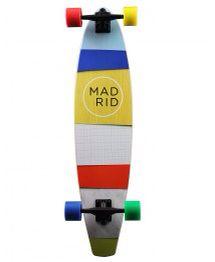Madrid longboard