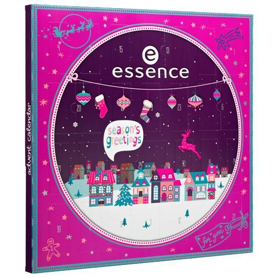 Essence Advent Calendar Holiday 2015 - fingers crossed that this calendar will come to the US! @ultabeauty