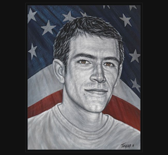 Navy SEAL PO2 Danny Dietz