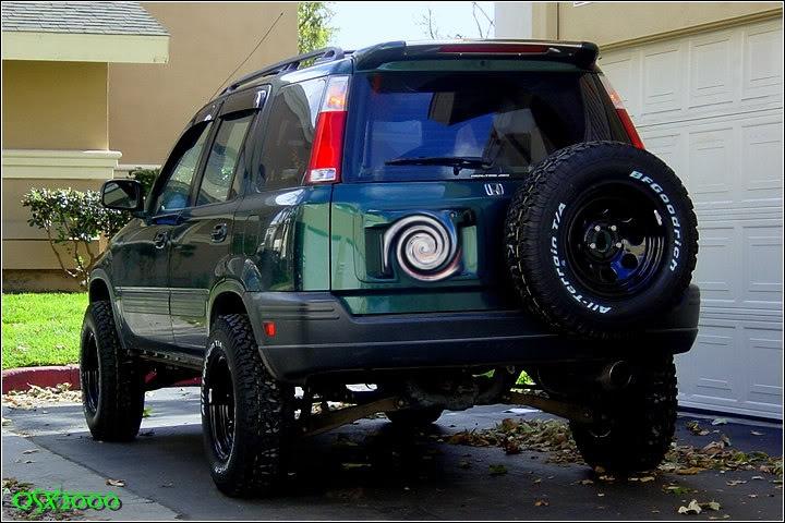 Cr V Offroad Bumper Truck Honda Crv Honda Crv 4x4