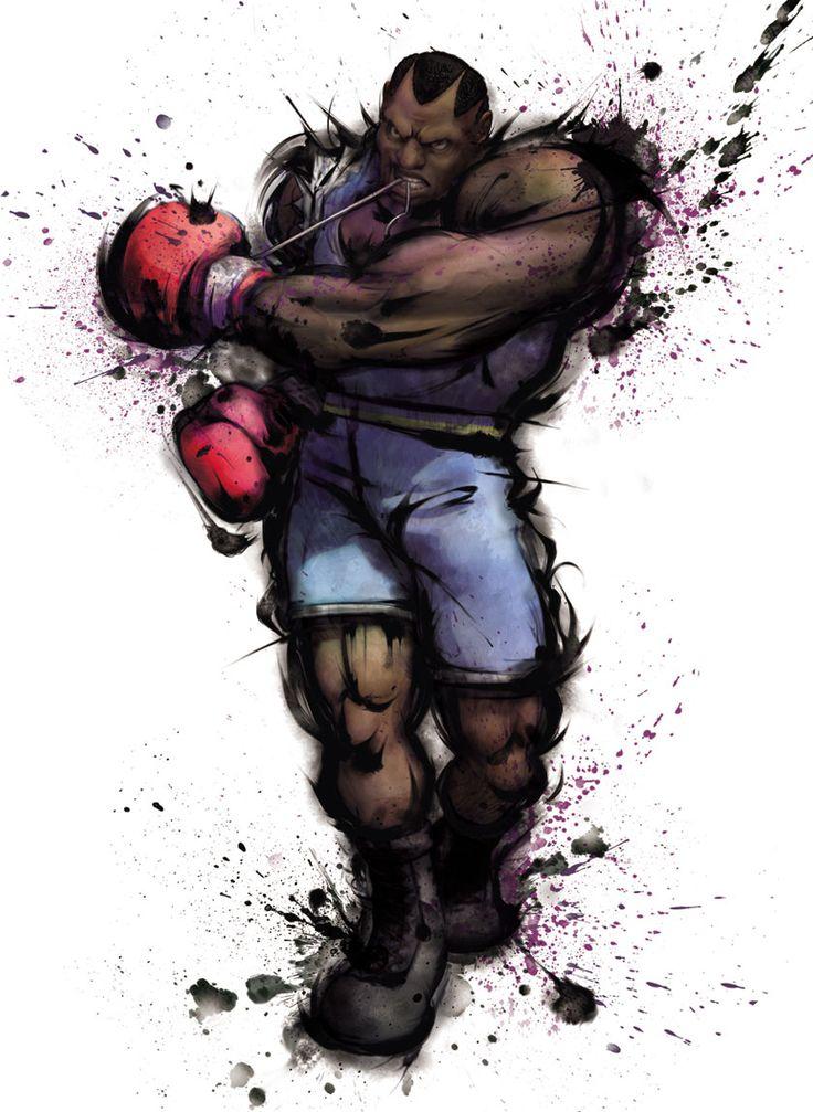Balrog   Street Fighter IV