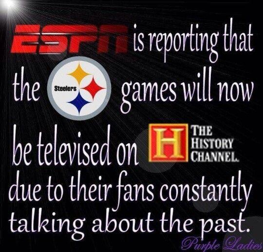 Steelers  meme history