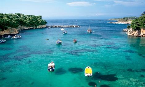 Allonnisos island, Sporades