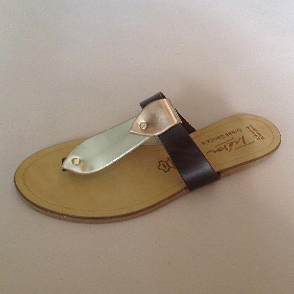 Greek Sandals (Δερμάτινα :: Πέδιλα, Σαγιονάρες, Παντόφλες) @ www.GreekShoes.Net > Κωδικός: 260.508 > Μεγέθη: Νο.35-Νο.41 (τιμή 30€) & Νο.42-Νο.45 (τιμή 40€) > Σόλα: Σφήνα ή Φλάτ | Λευκή ή Μπέζ > Χρώματα: Καφέ-Χαλκός&Χρυσό, Μαύρο-Χαλκός&Χρυσό, Ταμπά-Χαλκός&Χρυσό, Λευκό-Χαλκός&Χρυσό
