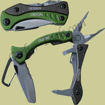 Gerber Crucial Tool Green 30-000140 - $39.99