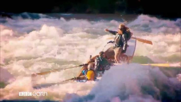 Dan Snow i Wielki Kanion w BBC Earth