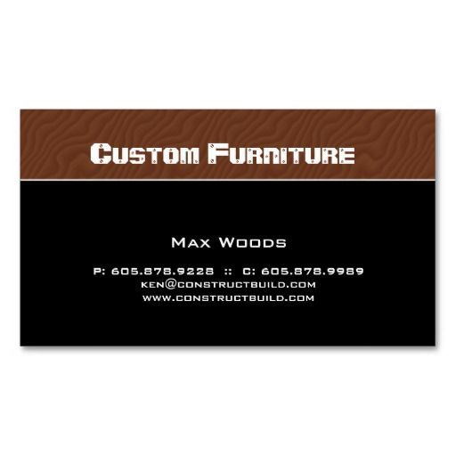 304 best images about carpenter business cards on