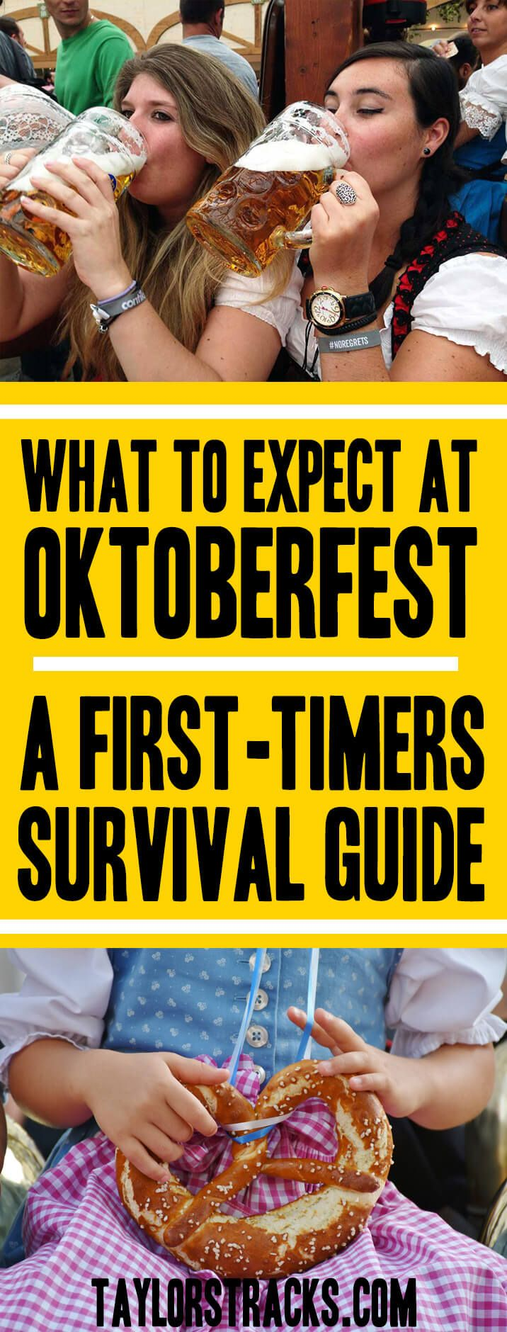 Everything you need to know for the original Oktoberfest from finding the perfect Oktoberfest outfit, how much it costs and how to choose an Oktoberfest tent! #oktoberfest #germany ***************************************Oktoberfest Germany | Oktoberfest Guide | Oktoberfest Munich | Germany Travel | German Festival