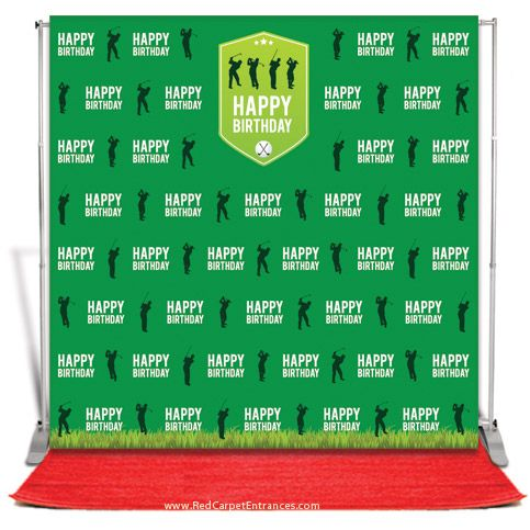 Step and Repeat Banner |Red Carpet Photography Backdrop ...
