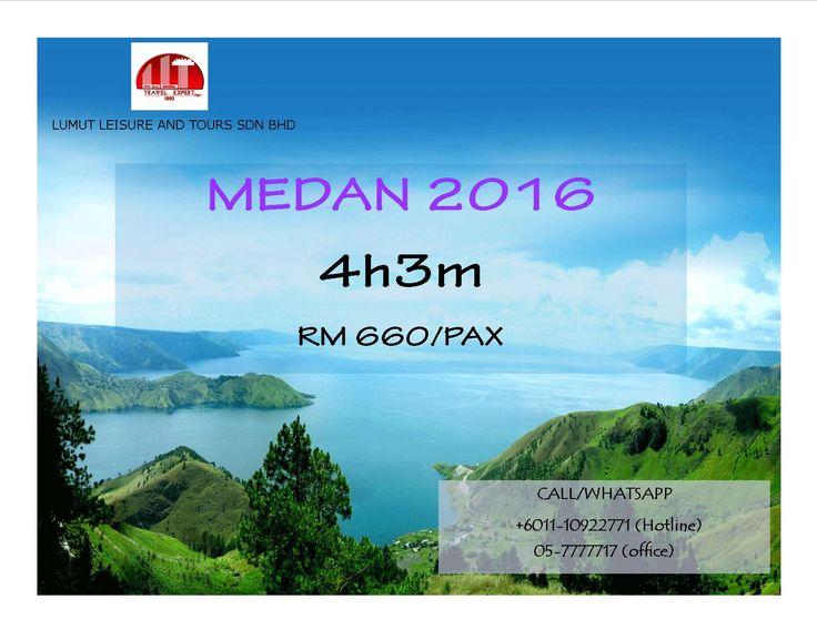 Jom ke Medan , pm kami untuk tawaran menarik!!! booking awal, nanti tak kelam kabut last minit kan hihi betui le kan~~ cepat pm ke 011-10922771 (whatsapp/call) #KabilahAwanBiru