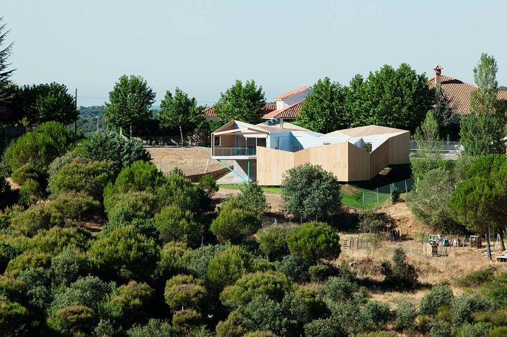 House of Would_ELII - URIEL FOGUÉ + EVA GIL + CARLOS PALACIOS