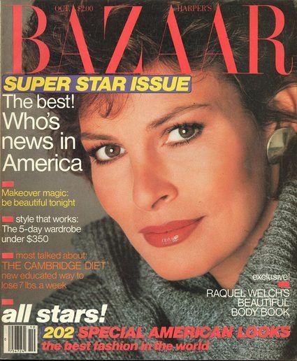 Harper's Bazaar October 1982