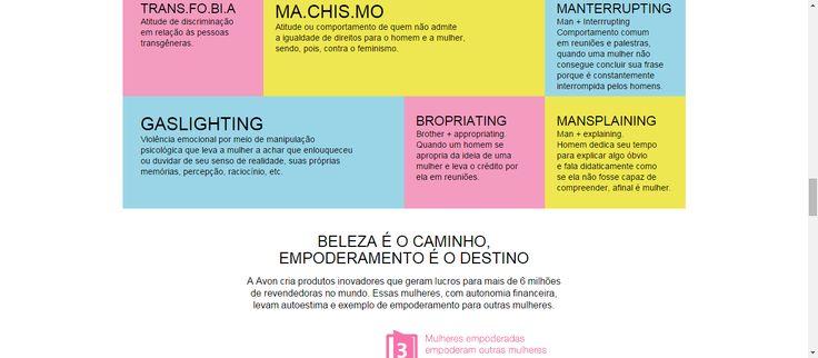 Avon Brasil | Beleza que faz sentido