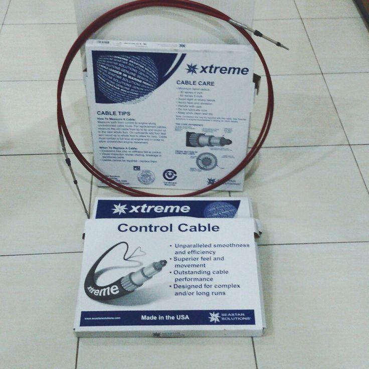Contol cable ..... Xtrem 🎷  www.acisa.biz