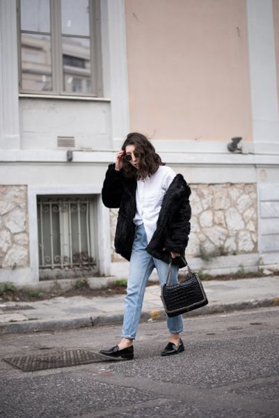 spring transitional outfit 2017