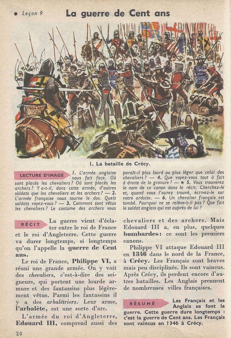 9. La Guerre de Cent Ans (1)