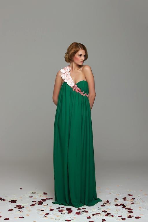 British Vogue - Ssamaryll dress