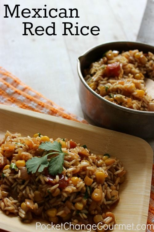 ... + images about Rice on Pinterest | Skillets, Red rice recipe and Eggs