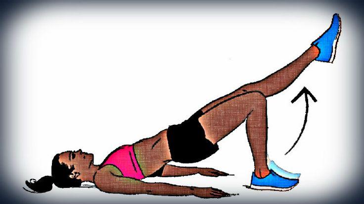 Deze oefening doe je lekker op de grond, maar is ondertussen heel belangrijk.