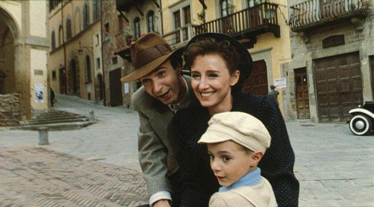 """La Vita é Bella. (1997) """"Buon giorno, Principessa!"""""""