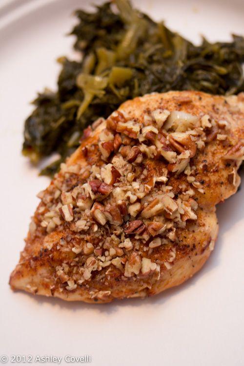 recipie for bked chicken breasts