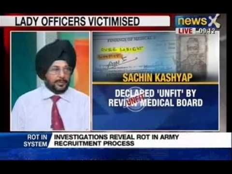 NewsX: Corruption in Army recruitment Process