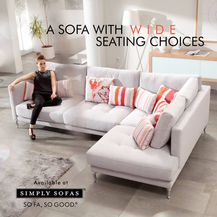 Fama Opera. A sofa that forms the perfect seating with the aid of varying module sizes. Visit: http://simplysofas.in/ #Sofa #Furniture