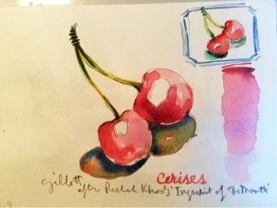 rachel khoo drawings - Google Search
