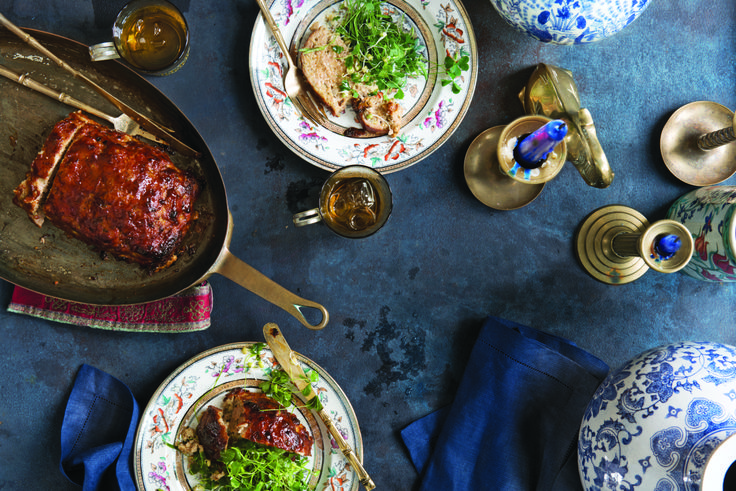 Meatloaf is a classic comfort food recipe and lately we've been loving Daphne Oz's recipe, which has an Asian twist. Her recipe forHoisin-Glazed Pork and Turkey Meatloaf from her new c…