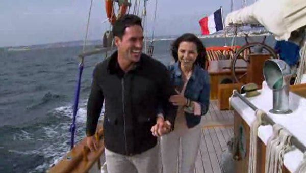'The Bachelorette': Andi Makes Out With Josh Murray On Sexy Boat Ride