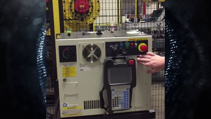 How to do a Quick FANUC Robot Backup