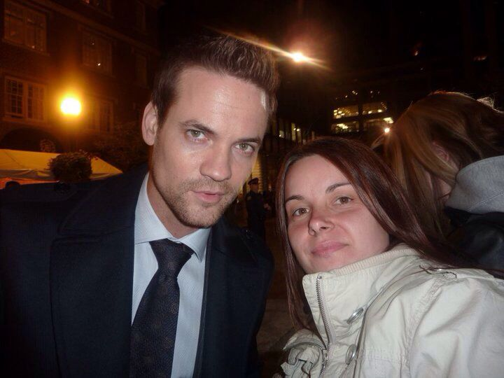 With Shane West