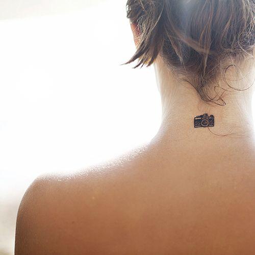 www.theweddingday.ch  corina de stefani  tattoo  camera