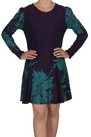 Amisha Sweet Dress Ungu Tua  Kode Barang: TA3GU1186 Ungu Tua  Detail : bahan kaos  Size : All size width/length 48/83cm Weight: 285 gram  Harga: Rp. 150.000,- (Sebelum Discount)