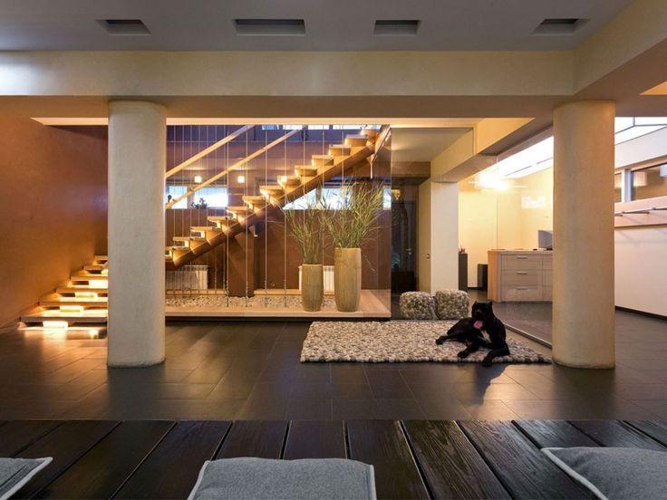 Stunning Contemporary House Interior Design Ideas Contemporary ...