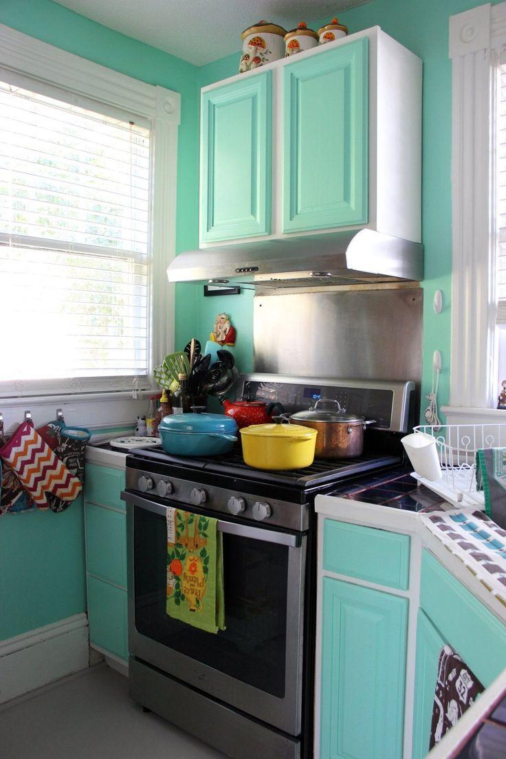 364 best whimsical midcentury atomic vintage kitchens images on