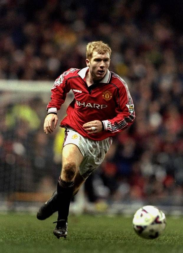 "Paul Scholes ""We played 63 games in the treble-winning season of 1999 and I cannot remember feeling tired once."""
