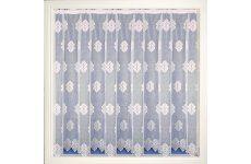 TUNISIA  white net curtain
